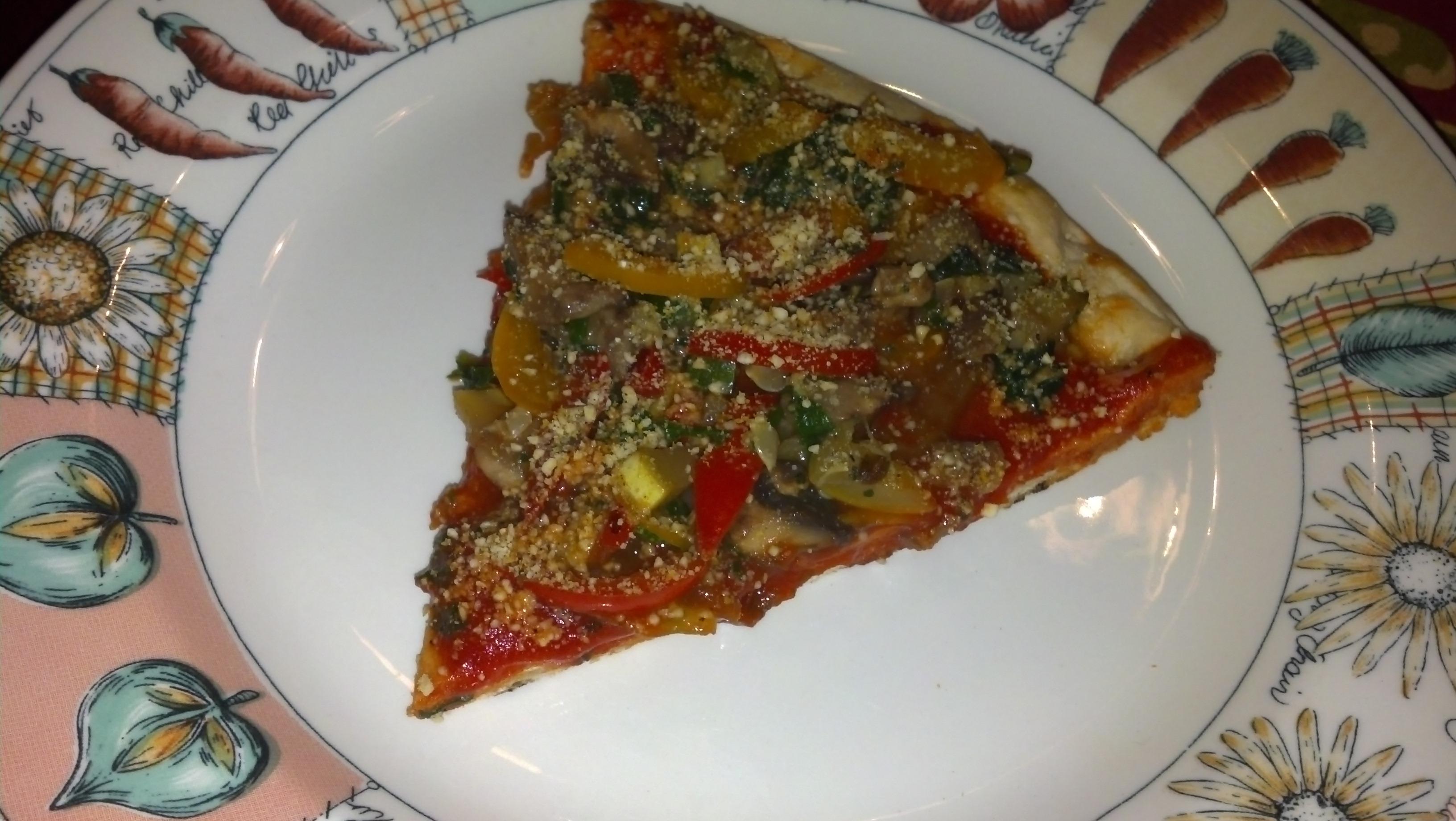 Vegan Parmesan Recipe