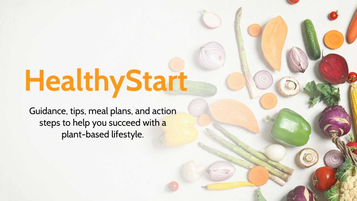 HealthyStart Plant-Based Course